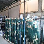 Produção própria de diversos tipos de vidros